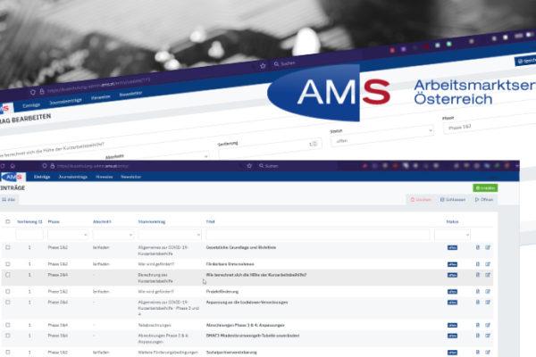 AMS Österreich: Sicherheitslücke machte mich zum Admin – Mögliche Katastrophe verhindert