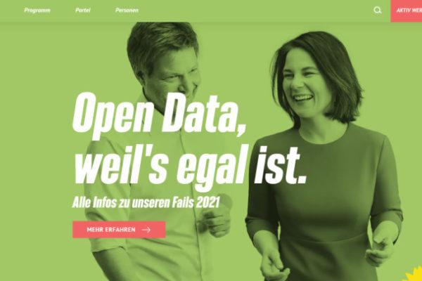DIE GRÜNEN – Datenleck erlaubt Zugriff auf ~40.000 Nutzerdaten, Logs & mehr